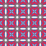 Tangled Eastern Pattern Royalty Free Stock Photos