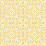 Tangled Lattice Pattern royalty free illustration