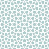 Tangled Lattice Pattern Royalty Free Stock Images