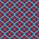 Tangled Lattice Pattern Royalty Free Stock Photography