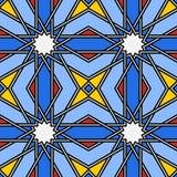 Tangled Lattice Pattern Stock Photo
