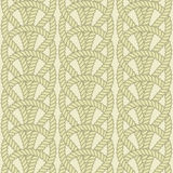 Tangled marine ropes seamless pattern. Stock Images