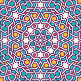 Tangled Modern Pattern stock illustration