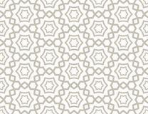 Tangled modern pattern Royalty Free Stock Image