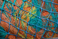 Tangled net Royalty Free Stock Image
