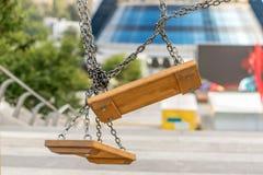 Tangled o balanço Imagem de Stock