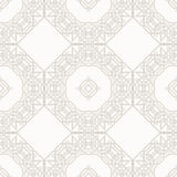 Tangled Pattern based on traditional arabic Royalty Free Stock Photo