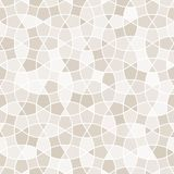 Tangled Tessellation Pattern Stock Image