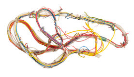 Tangled wires Royalty Free Stock Photo