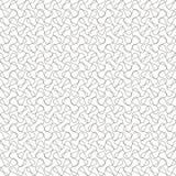 Tangled yarns seamless background Stock Photo