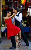 Tango Imágenes de archivo libres de regalías
