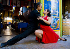 Tango Fotos de Stock Royalty Free