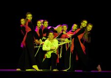 Tango 2012 Immagini Stock