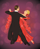 Tango. Fotografía de archivo