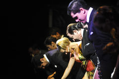 Tango fotografia de stock royalty free