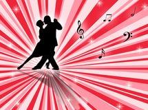 Tango Stockbild