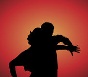 Tango 4 Royalty Free Stock Photography