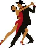 tango illustration libre de droits