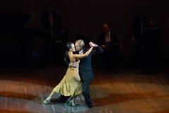 tango Royalty-vrije Stock Afbeeldingen