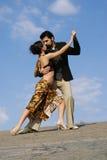 tango Royaltyfri Foto