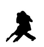 Tango Royalty-vrije Stock Foto
