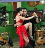 Tango Argentinië Royalty-vrije Stock Foto