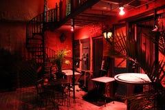 Tango bar in Cuba Royalty Free Stock Photo