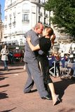 Tango in Buenos Aires Stock Photography