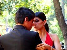 Tango a Buenos Aires, Argentina fotografia stock libera da diritti