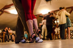 Tango conexion Royalty Free Stock Photos