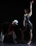 Tango dance Royalty Free Stock Photos