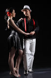 Tango dance Royalty Free Stock Photo