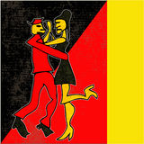Tango Dance Stock Images