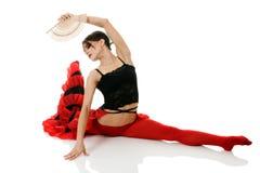 Tango dancer Royalty Free Stock Image