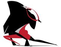 Tango, dans Royalty-vrije Stock Fotografie