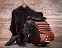 Tango de Argentina Foto de archivo libre de regalías