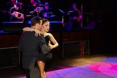 Tango de Argentina Foto de Stock