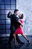 Tango de Argentina Fotografía de archivo