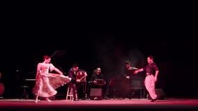 Tango de Argentina almacen de metraje de vídeo