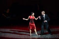 Tango DE Buenos aires Royalty-vrije Stock Fotografie