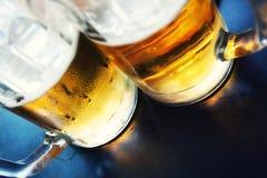 Tango de la cerveza foto de archivo libre de regalías