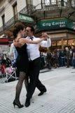Tango en Buenos Aires Imagen de archivo