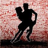 Tango Grunge Royalty Free Stock Image