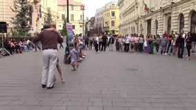 Tango stock video footage