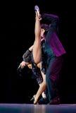 Tango Pasion, exposition du mois passée de tango Photo libre de droits