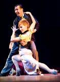 Tango Pasion, mostra Ultimo do tango Fotos de Stock Royalty Free