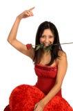 Tango Valentine photographie stock