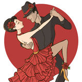 Tango. Stock Photos