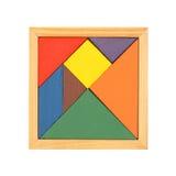 Tangram stockbilder
