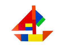 Tangram Royalty Free Stock Image